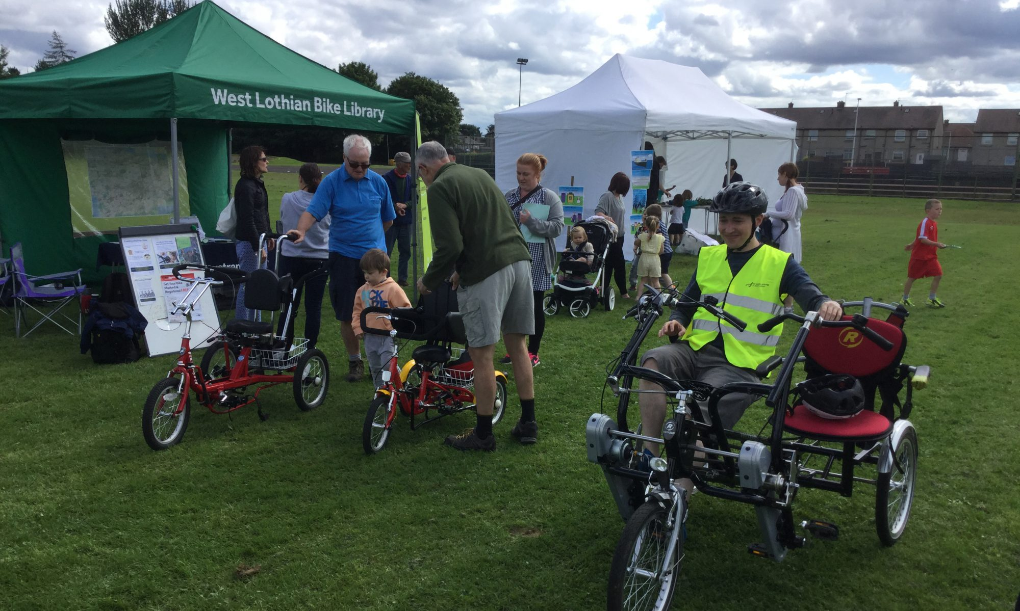 West Lothian Bike Library